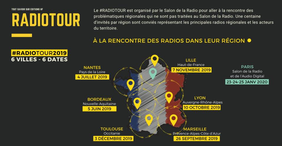 #RADIOTOUR