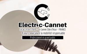 Electric Cannet - 4 jours pour vivre la mobilité responsable